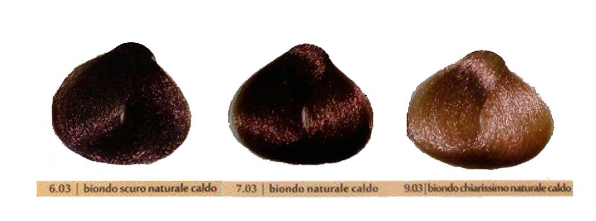 Натуральные теплые оттенки Брелил Колорианн Престиж - BRELIL