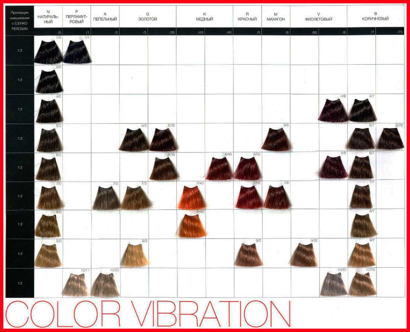 Палитра Цеко Колор Вибрейшн Cehko Color Vibration Palette
